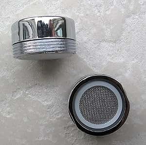 wasserhahn perlator 2 filter au en gewinde k che haushalt. Black Bedroom Furniture Sets. Home Design Ideas
