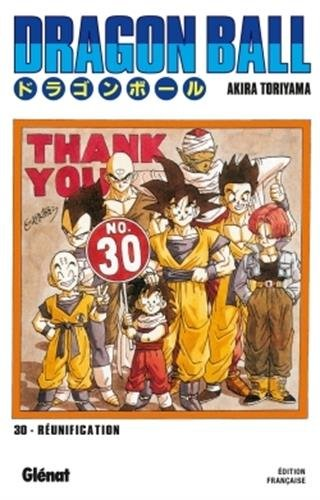 Dragon Ball, Tome 30 : Réunification