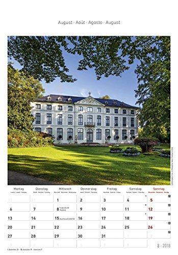 Thüringen 2018 - Bildkalender (24 x 34) - Landschaftskalender - 10