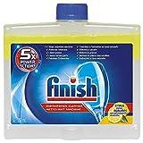 #10: Finish 5X Power Actions Dishwasher cleaner Lemon-250ml