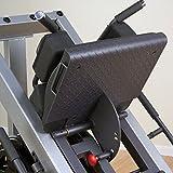 Body-Solid 3in1 Beintrainer Beinpresse 45° Hackenschmidt Wadentrainer Kraftstation Fitness Leg Press Hack Squat Glph-1100 - 6