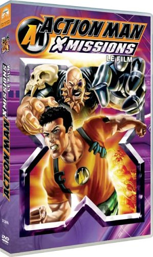 Action Man : X Missions [FR Import]