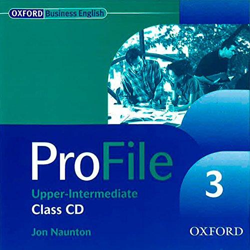ProFile 3: Class Audio CD