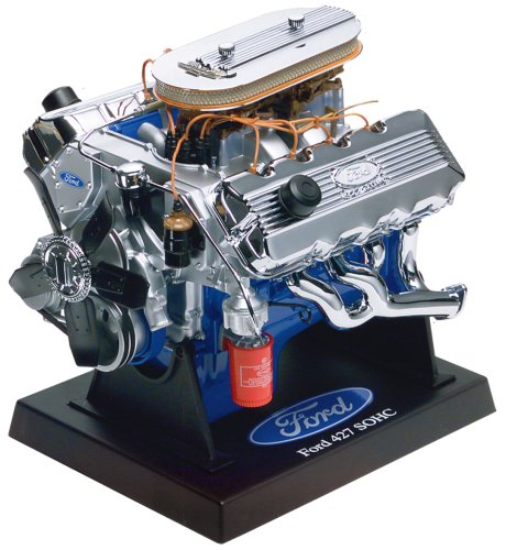 revell-metal-body-ford-427-sohc-engine