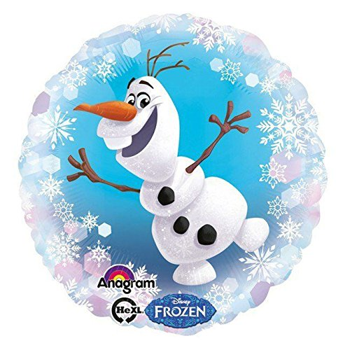 ienballon Frozen Olaf, Spiel (Frozen Olaf Party Supplies)