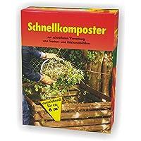 Schnellkomposter 10kg Pack Komposter Kompostierhilfe Kompost Mist 2 x 5kg Faltschachtel GPI