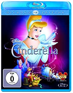 Cinderella (Diamond Edition) [Blu-ray]