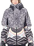 Roxy Damen Frozen Flow Snow Jacket, Multicolored, S