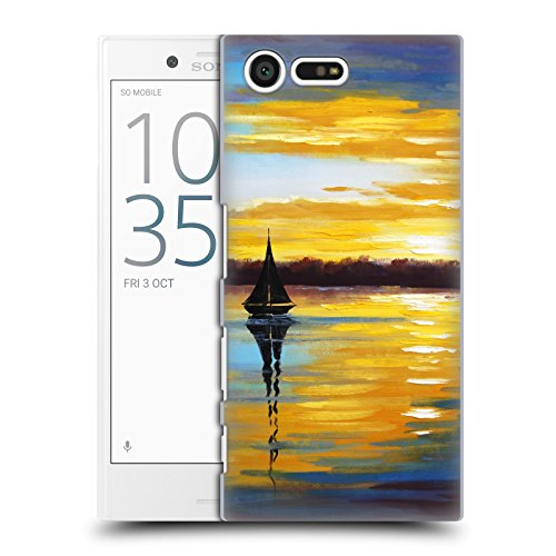 official-graham-gercken-golden-sunset-summer-hard-back-case-for-sony-xperia-x-compact