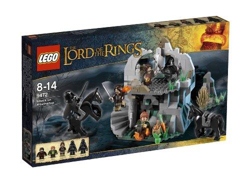 Imagen 2 de LEGO El Señor de los Anillos 9472 - Emboscada en La Colina del Viento