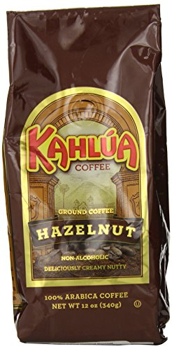 White House Coffee Coffee Kahlua Hazelnut Gourmet Ground Coffee, 12-Ounce Bags (Pack Of 2)