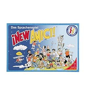 New Amici Deutsch-Französisch Sprachenspiel