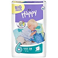 Bella couches HAPPY Baby Junior Extra 16  + kg 4 x 54 St