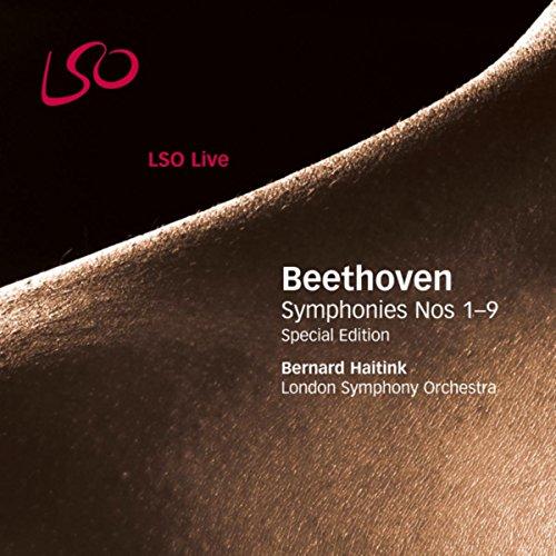 Beethoven: Symphonies Nos. 1-9 (3 7 2 4 5 8 6 1)