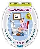 12-lagig! Klokalender 2020: Unterhaltsames für lange Sitzungen. Formkalender
