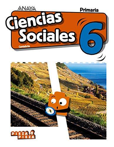 Ciencias Sociales 6. (Pieza a Pieza)
