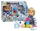 Giochi Preziosi - Cicciobello: Gioca con Me, Bambolotto parlante con accessori