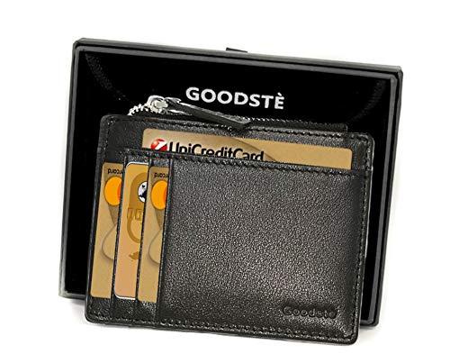 prezzo più basso 906b7 ae54d Porta Carte Di Credito Portatessere Donna Blocco NFC RFID ...