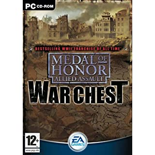 Medal Of Honor Allied Assault War Chest (PC CD)