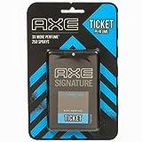 #4: AXE Ticket Perfume (Champion) 17 ML