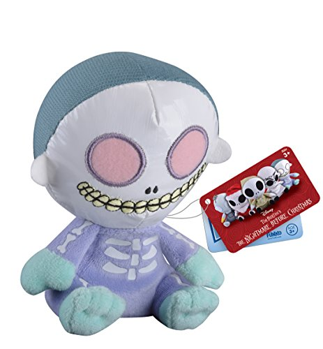 Funko Nightmare Before Christmas Mopeez Barrel Plush Figure
