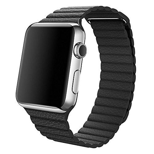 apple-watch-armbandwollpor-echtes-leder-schleife-mit-magnetisch-ersatz-bugel-uhrenarmband-armband-fu