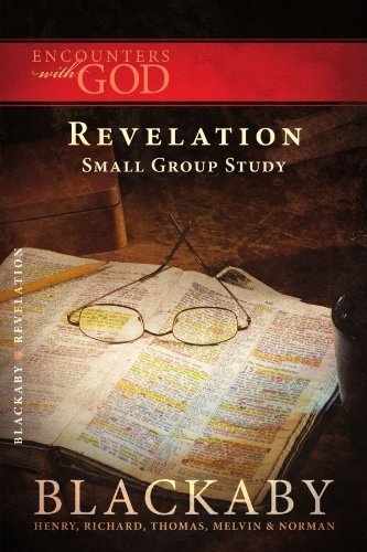 Revelation: A Blackaby Bible Study Series (Encounters with God) by Henry Blackaby (2008-09-16)