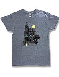 Camiseta pacman mansion