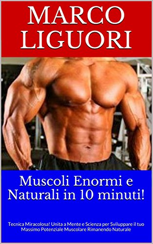 ragazzi muscolari con grossi