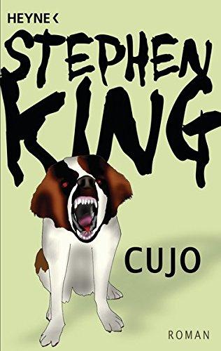 Buchseite und Rezensionen zu 'Cujo' von Stephen King
