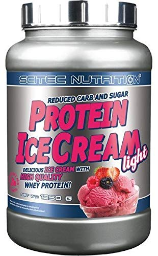 Protein Ice Cream Light 1250g Kiwi