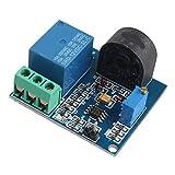 haljia AC Current Erkennung Sensor-Modul 12V Relais Schutz Modul 5A Überstromschutz Schalter Ausgang
