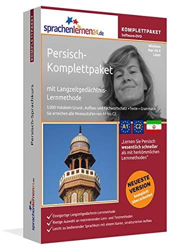 Persisch Sprachkurs: Fließend Persisch lernen. Lernsoftware-Komplettpaket