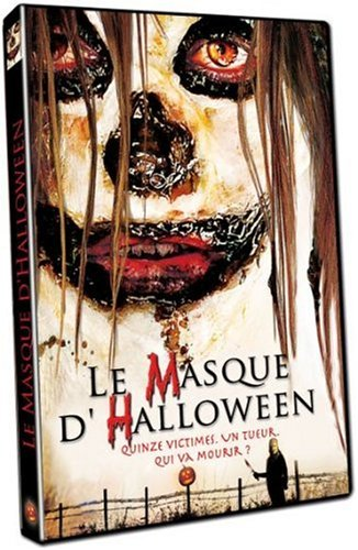 Le Masque D'halloween --- IMPORT ZONE 2 ---