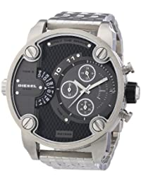 Diesel Men's Quartz Watch DZ7259 with Metal Strap