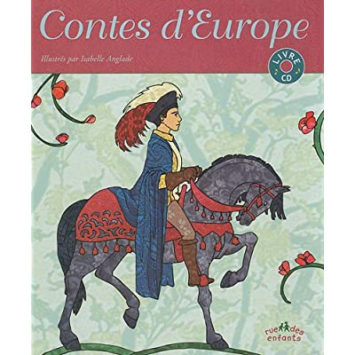 Contes d'Europe (1CD audio)