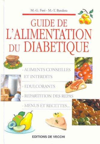 Guide de l'alimentation du diabétique