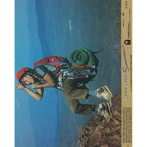 White Water Summer Póster de película B 11 x 14 en - 28 cm x 36 cm Kevin Bacon Sean Astin Jonathan Ward Matt Adler K.C, Martel