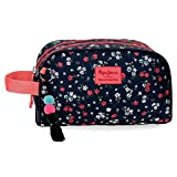 Pepe Jeans Jareth Beauty Case da viaggio 26 centimeters 4.99 Multicolore (Multicolor)