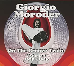 On The Groove Train, Vol. 1, 1975 - 1993