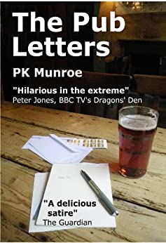 The Pub Letters by [Munroe, PK]