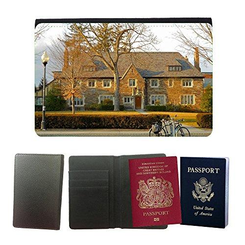 Muster PU Passdecke Inhaber // M00171594 Princeton New Jersey Bauen & Renovieren // Universal passport leather cover