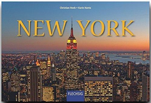 NEW YORK - Ein Panorama-Bildband mit über 270 Bildern - FLECHSIG (New York Bildband)