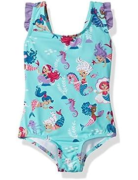 Hatley Ruffle Swimsuit, Costume da Bagno Bambina