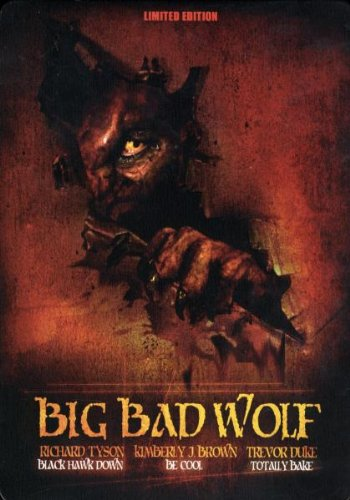 Bild von Big Bad Wolf (Starmetalpak) [Limited Edition]