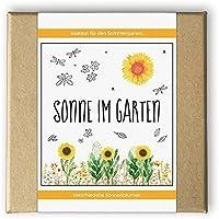 Sonne im Garten: Saatgut und Samen für den Garten / Anzucht, Geschenkidee