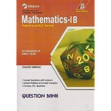 Inter I-MATHEMATICS IB (E.M) (Question Bank) (AP State)