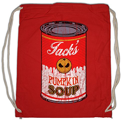 Urban Backwoods Jack's Pumpkin Soup II Turnbeutel Sporttasche