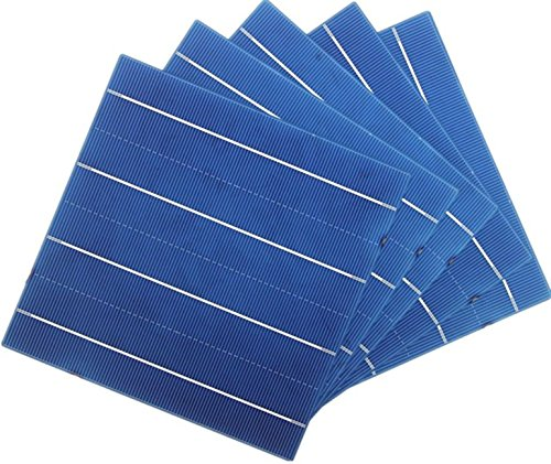 vikocell-100-pezzi-45w-184-di-efficienza-156-x-156-mm-poli-solare-fotovoltaico-elementi-di-cella-6x6