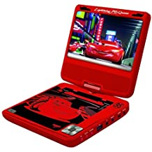 Lexibook Disney Cars Portable DVD Player by Disney